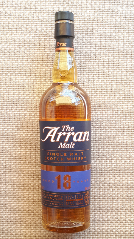 The Arran Malt 18yo